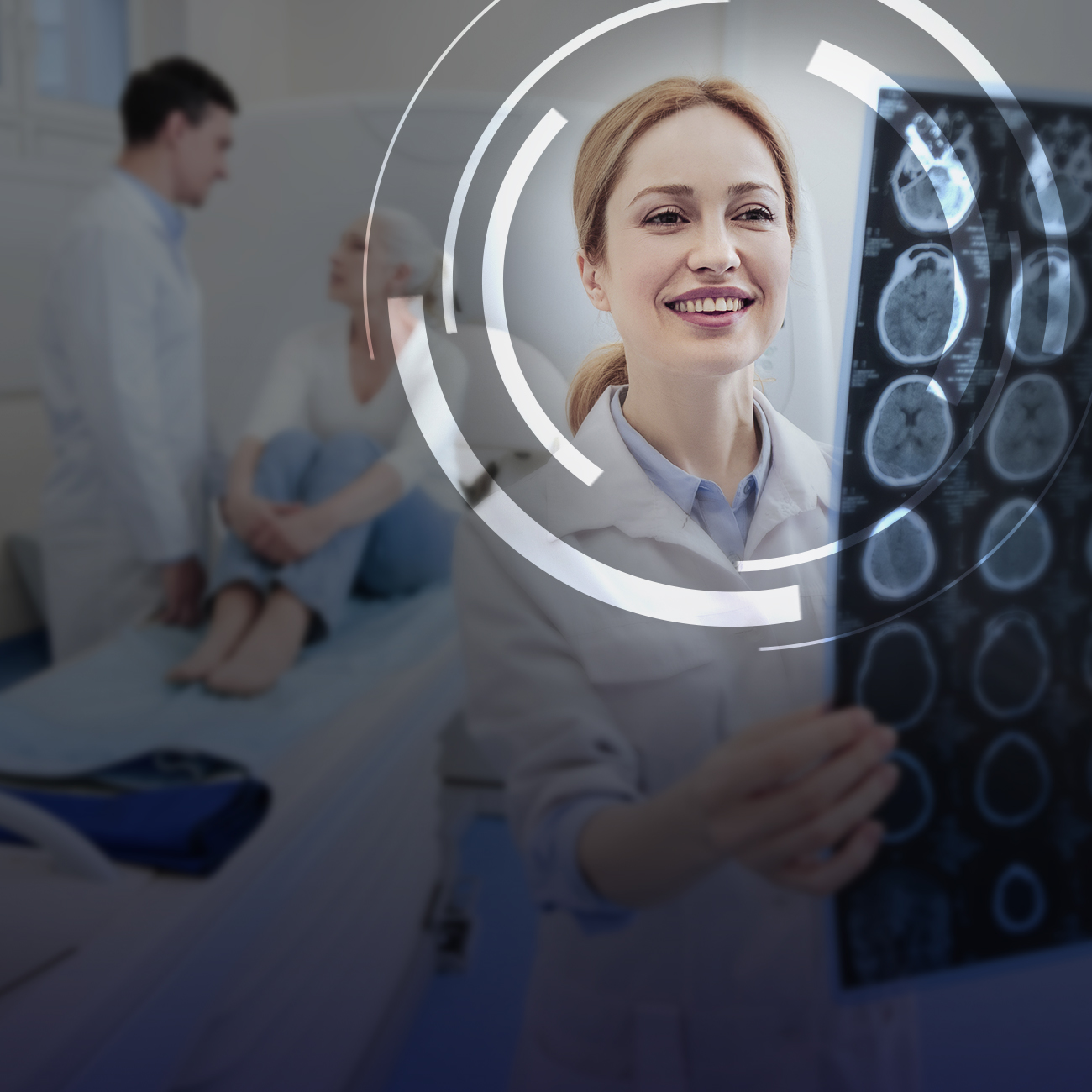 Tomografia e Ressonância Magnética